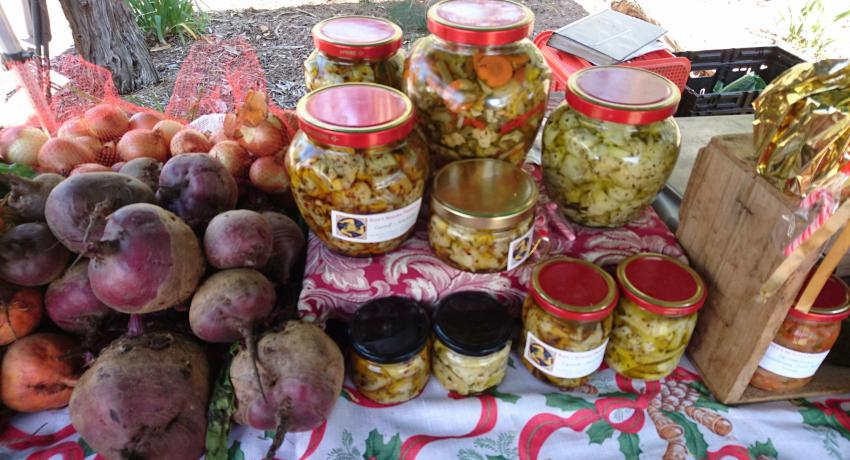 Faranda Family Veges and Preserves